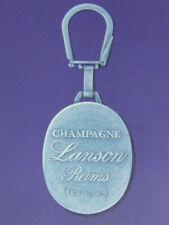 CHAMPAGNE LANSON Projet Porte-clés Publicitaire DESSIN GOUACHE ORIGINALE ~1960