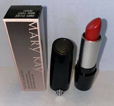 💄MARY KAY Gel Semi-Matte Lipstick POPPY PLEASE NEW IN BOX!! Full Size!
