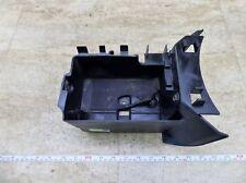 02 Kawasaki Vulcan 1500 Mean Streak K382-1. plastic battery bracket tray mount