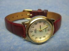 Women's TIMEX Water Resistant Watch w/ Backlight & New Battery