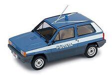 Fiat Panda 45 (1980) Polizia Stradale 1:43 2006 BRUMM