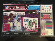 """Monster High """"High Voltage"""" Fashion Sketch Portfolio"""