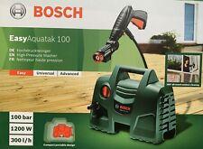 Bosch Hochdruckreiniger EasyAquatak 100 handlich mobil 1200 W kompakt 300l/h NEU