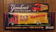 NY YANKEES STADIUM WB MASON TRUCK SGA SEASON MLB BASEBALL KIDS PROMO RED CAB