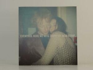 ARAB STRAP HERE WE GO (H1) 2 Track CD Single Picture Sleeve CHEMIKAL UNDERGROUND