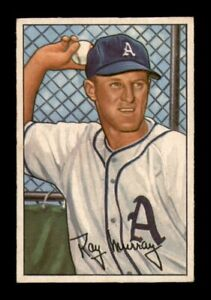 1952 Bowman Set Break # 118 Ray Murray EX-MINT *OBGcards*