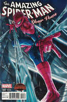 Amazing Spider-Man Renew Your Vors #4 Murata Manga Variant SWA 2015 Marvel