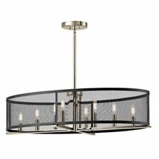 Kichler bathroom chandeliers ceiling fixtures for sale ebay modern aloadofball Image collections