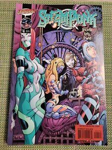 Steampunk #4 FN/VF 2000 Wildstorm DC Comic