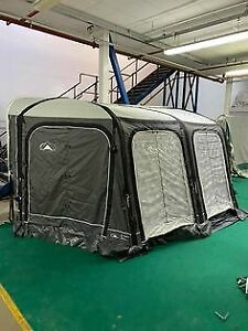 Sunncamp esteemed air size 12 925-950cm full inflatable air awning id 377