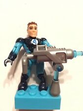 Mega Bloks Marvel Series 3 Minifigure - Mr. Fantastic