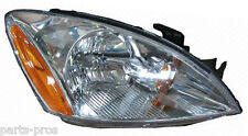 New Replacement Clear Halogen Headlight Assy RH / FOR 2004-07 MITSUBISHI LANCER