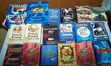 Lot of 18 Collectible Card Game Sets Doomtown Honor Bound Eagles Blood Wars +