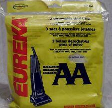 NIP Eureka Type AA Vacuum Cleaner Bags Package of 3 #58236A