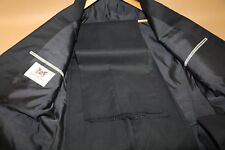 #173  Hickey Freeman Milburn Gray  Suit Size 38 R