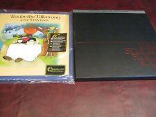 CAT STEVENS TEA FOR TILLERMAN MFSL UHQR 33&1/3 BOX + 45 RPM 2 LP SET COMPARISON