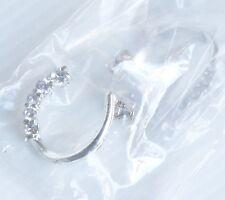 GORGEOUS AVON CZ DREAM DIAMONESQUE BELIEVE IN LOVE EARRINGS WOMEN'S LADIES