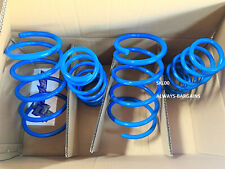 Manzo Lowering Springs Fits Toyota Corolla 03 - 08 CE S LE 4 Cylinder SKL00