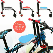 Child Seat for Bike Front Mount Quick Dismounting Safety Seat for Baby Kids