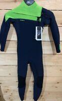 O'Neill Youth Hyperfreak Winter Wetsuit 5/4mm Chest Zip Kids Winter Wetsuit 2020