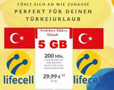 Turkcell Europe Prepaid SIM Karte