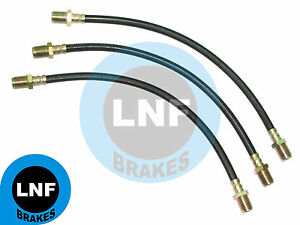 FRANKLIN AIRMAN SERIES 16 16B 16C 19 BRAKE HOSE FRONT REAR 32 33 34