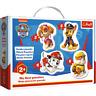 Trefl Bébé Classique Premier Puzzle Paw Patrol Enfant Éducatif Épais Pièces