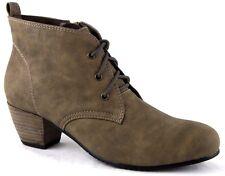 Andrea Conti Winter Stiefel Stiefelette Schuhe Gr.37 Grau 2814