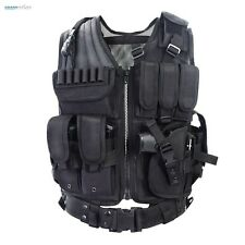 Military Tactical Vest For Men Adult Outdoor Hunting Combat Training Equipment