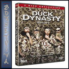 DUCK DYNASTY - COMPLETE SERIES SEASON  3  **BRAND NEW DVD **