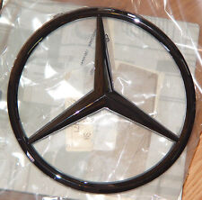 "Mercedes Benz OEM Genuine Grille Emblem Star Badge 7.5"" Diameter R171 SLK Class"