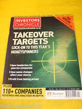 INVESTORS CHRONICLE - PROFIT FROM FALLING SHARES - MARCH 8 2002