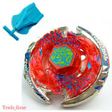 Beyblade BB-74 Thermal Lacerta WA130HF Metal Masters Fusion+Single spin Launcher