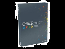 Microsoft Office for Mac Home and Business 2011, Brand New & Factory Sealed!
