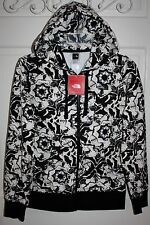NWT Womens The North Face Full Zip Hooded Sweater Jacket Size Small
