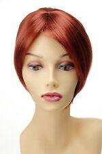 Haarteil Toupet Haarersatz Aufsatz Toupet Clip-In Rot Tizianrot Q022-GGO-350