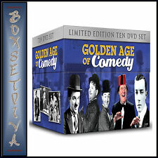 Golden Age Of Comedy - Limited Edition *Brand New Dvd Boxset*