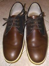 149€ Scarpe Derby Firmate SWEAR LONDON 41 Colore Moro Shoes Dark Brown 100%Pelle