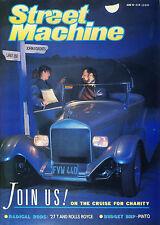 STREET MACHINE JUNE 87-CRUISE FOR CHARITY-PRO 27 T ROADSTER-STARCRAFT KIT-RODMAG