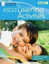 ASQ-3TM Learning Activities, Twombly M.S., Elizabeth, Fink M.A., Ginger, Good Bo