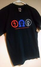 RARE Marilyn Manson The Third And Final Beast Distressed T-Shirt Tee Small-New!
