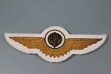 Post WW2 West German Bundeswehr Luftwaffe 1 Bronze BULLION Radio Op Wings F137