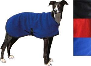 HotterDog Fleece Coat by Equafleece Wicking, Water Repellent, Warm