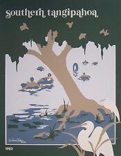 """Southern Tangipahoa"" by Kim Howes Zabbia Signed and Numbered 176/500 19 x 25"