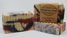 Bite Me Goat Milk Soap - All Natural Soap Handcrafted Goat Milk Soap 4-5 Oz