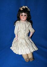 Am 370 Antique German bisque doll