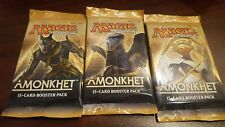 3x Amonkhet SEALED Booster Packs MtG Magic the Gathering Cards AKH Draft Pack