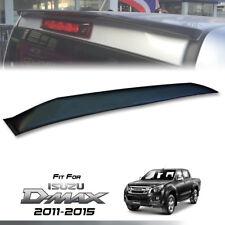 MATT MATTE BLACK REAR SPOILER FIT FOR ISUZU D-MAX DMAX 2011 2012 13 14 15