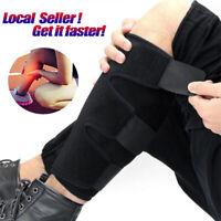 Sport Adjustable Calf Shin Splint Leg Compression Brace Wrap Protector Support F
