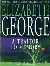 A TRAITOR TO MEMORY  GEORGE ELIZABETH HODDER & STOUGHTON 2002